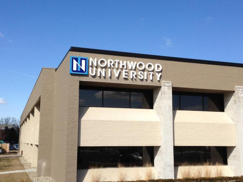 Northwood University Universal Sign Systems