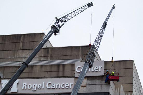 University Of Michigan Rogel Cancer Center Universal